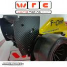 Optional Carbon Fiber Bulkhead For Rear Wing
