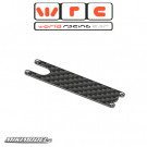 FRONT CARBON CHASSIS PLATE (OPTIONAL)