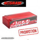 Batteria LiPo NOSRAM 4500 Shorty Hardcase