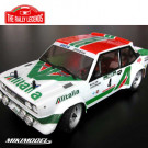 Fiat 131 Abarth Rally Alitalia Rtr (Tutto Pronto Uso))