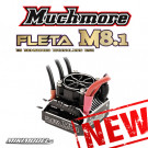 FLETA M8.1 Regolatore 180A per 1/8 OFF e ON