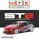 WRC-ST2 1/10 electric touring car FWD