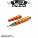 Svasatore Yeah Racing  Color Arancio fino a 14 mm